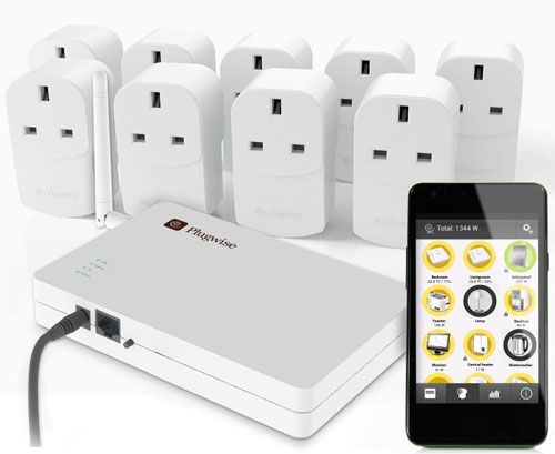 Plugwise Home Stretch 2.0 ZigBee Appliance Control & Energy Monitoring