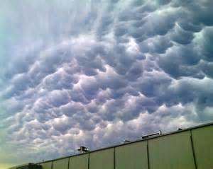unusual cloud formations