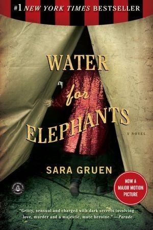 Water for Elephants Water Sara Gruen