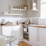 Blissfully White Kitchens — Roundup | Apartment Therapy