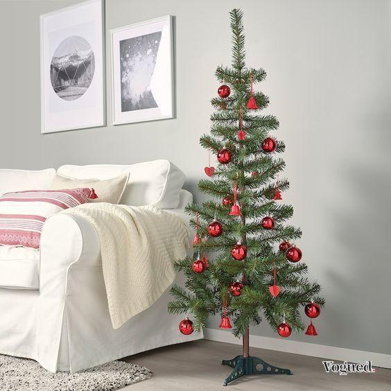 Décoration Noël 2019 : Ikea sapin de Noël (prix abordable)   Ikea