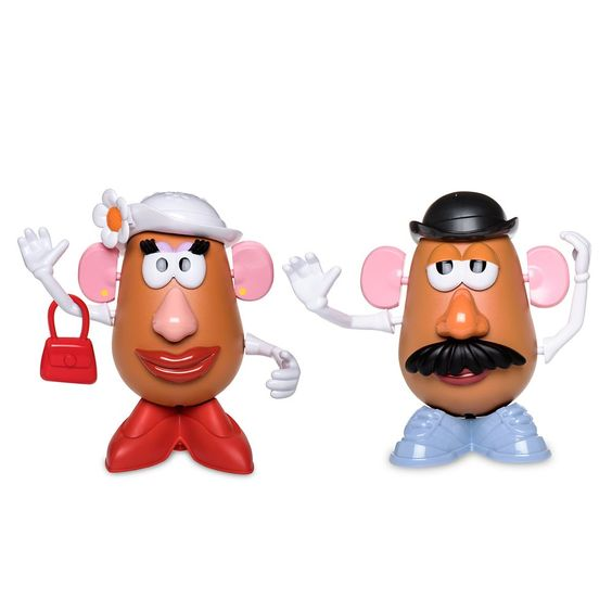 $25 Mr. Potato Head Play Set – Toy Story | shopDisney