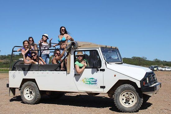 Half Day Algarve Countryside And Villages Jeep Safari Provided By