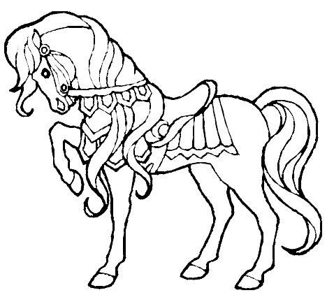 kleurplaten topmodel paarden zoeken kleurplaten