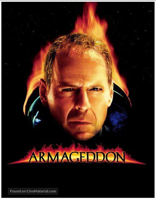 Armageddon 1998 Movie Poster Fondos De Pantalla