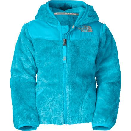 The North Face Mossbud Swirl Reversible Hooded Jacket - Toddler ...