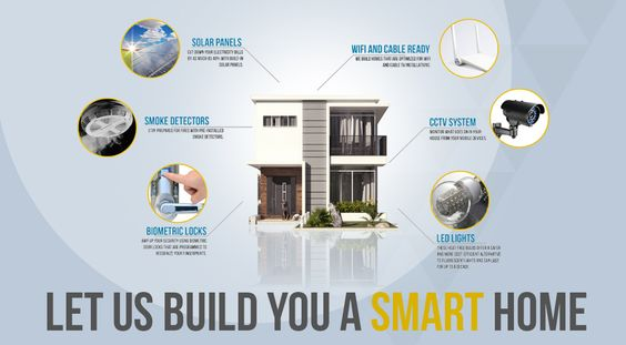 Your Smart Home Builder in Manila MAK BUILDERS is a construction firm that first introduced a new and innovative concept in home building. Here we present to you our latest pre-designed Smart Homes and their features.