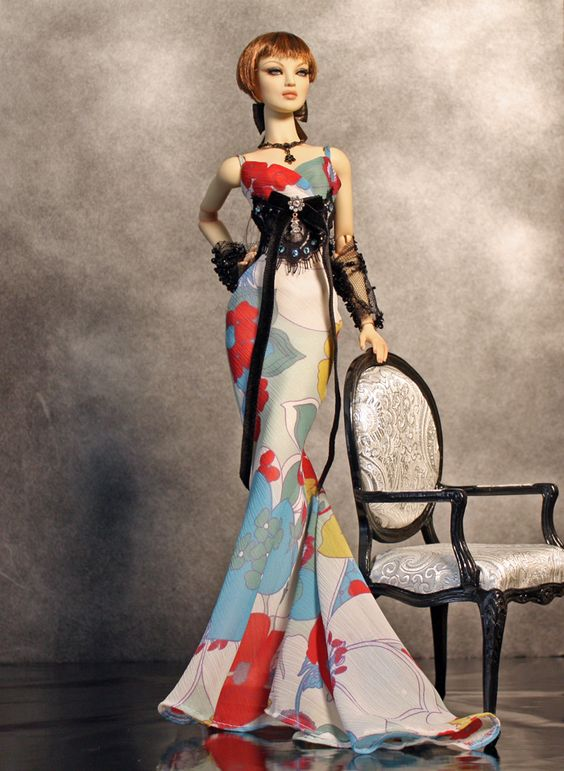 Pavot Rouge OOAK Gowns at Madeleine Rose Couture