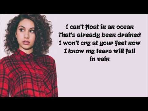 Out of love lyrics