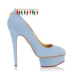 HOT DOLLY - Charlotte Olympia - Down Mexico Way collection www.charlotteolympia.com