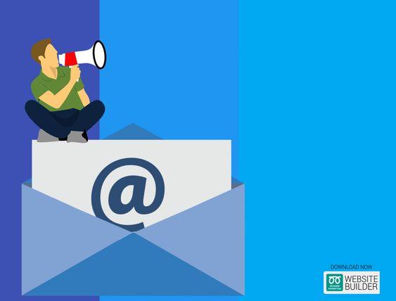 Email Marketing - Boomer website builder app