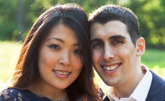 NYTimes wedding announcement