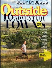 Outside Magazine: Is the High-Fat, Low-Carb Ketogenic Diet Right for You