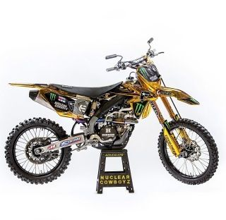 Twitch S Nuclear Cowboyz Gold Bike Bikes Pinterest Gold