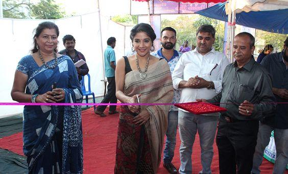 Actress Sakshi Agarwal Inaugurate Rajasthan Grameen Mela