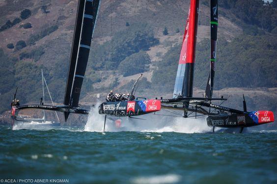 2013 America's Cup | Race 11 in San Francisco Bay
