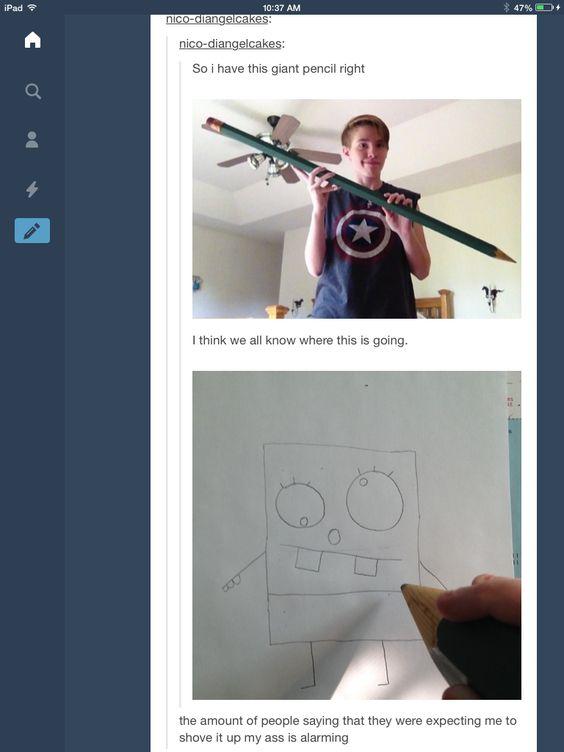 Haha tumblr