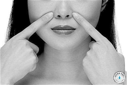 Mitesser Auf Nase Cleansingmask Skin Tightening Mask Mitesser Pickel Loswerden Peeling Gegen Mitesser
