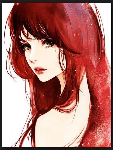 Club nocturno chicas cabello rojo