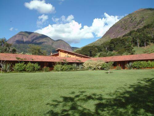 Resort delicioso na Região Serrana Fluminense.