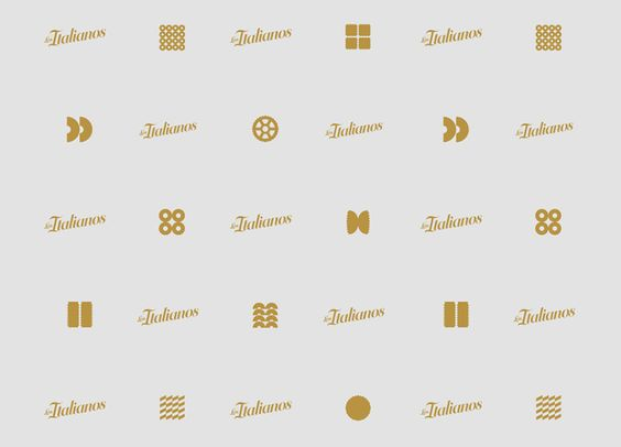 Los Italianos, Huaman Studio - pattern
