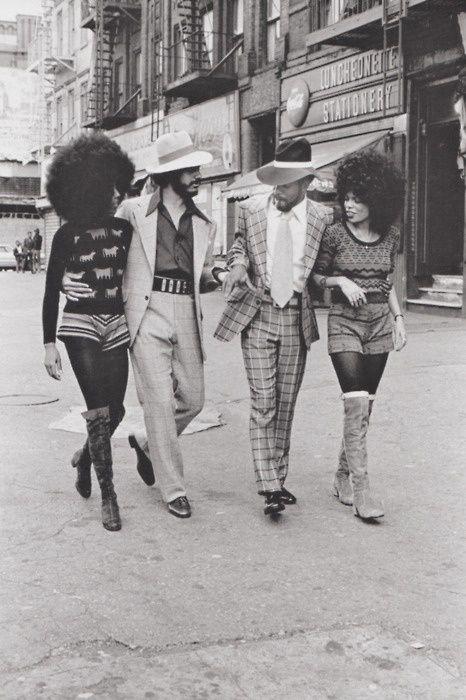 45 Increíbles Imágenes De Street Style De Los '70