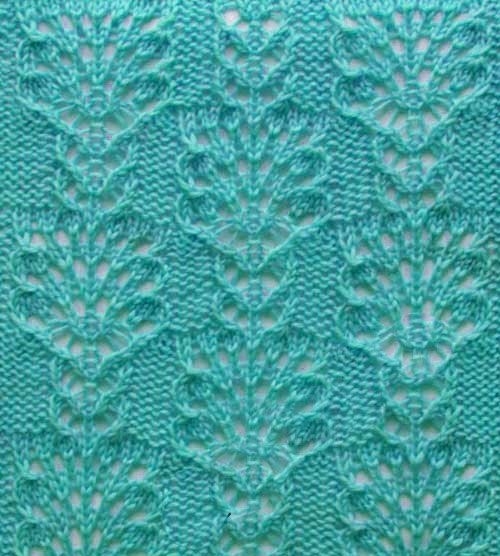 Lace Knitting Stitches Pinterest : Lace, Knit stitches and Stitches on Pinterest