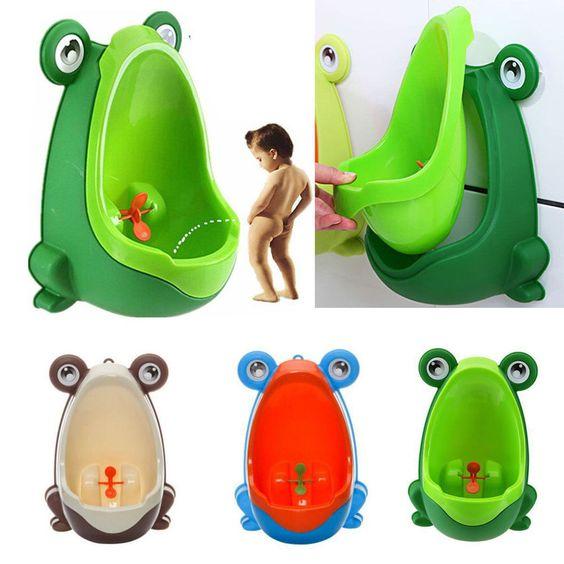 Crianças crianças Penico Urinol treinamento do toalete Para garotinhos banheiro fazer xixi Trainer in Bebês, Troninhos e redutores | eBay