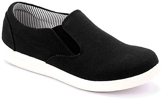 رود والكر حذاء سهلة الارتداء اسود رجال Slip On Sneaker Cool Suits Youtube Channel Ideas