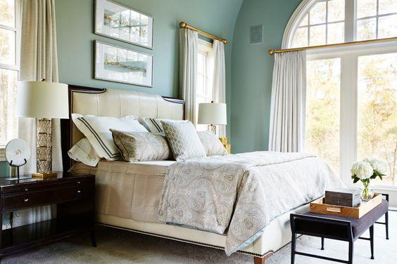AHT Interiors Interior Design - Master Bedroom Suite