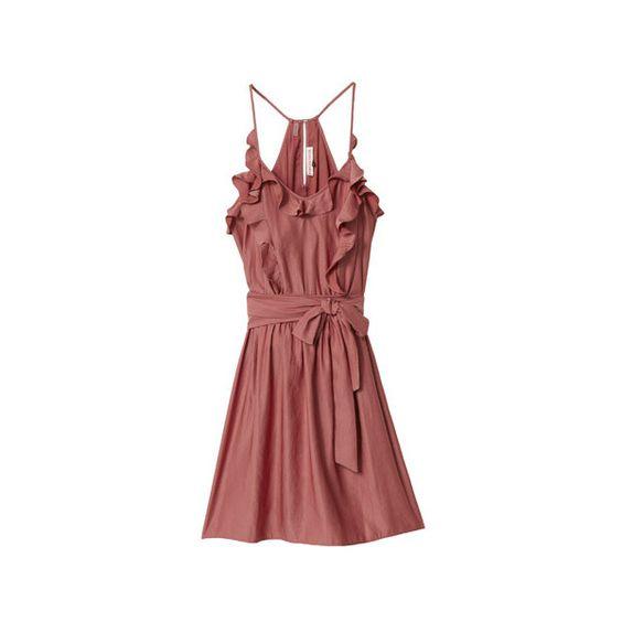 Strappy Back Dress