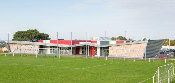 Siège social à énergie positive (BEPOS) - Saint-Georges de Montaigu ...