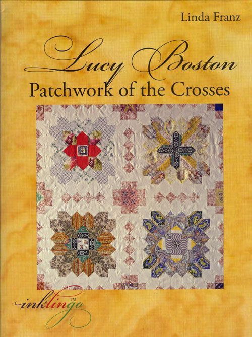 Lucy Boston worked alone and the only sewing method she knew was English Paper Piecing. Description from lindafranz.com. I searched for this on bing.com/images