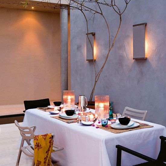 Soft And Subtle Wall Lights Outdoor Lighting 10