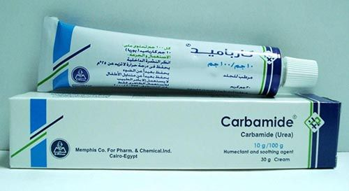 كارباميد كريم لعلاج الخشونة وتشققات الجلد Carbamide Cream Skin Care Regimen Skin Care Toothpaste