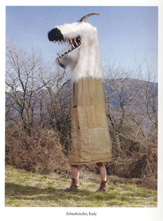 Wilder Mann series, Charles Freger