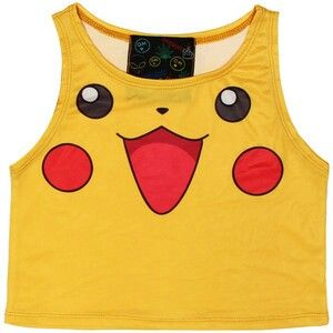 #Pokemon #pikatchu #childhood #tshirt #style #fashion #yellow #cool #rad