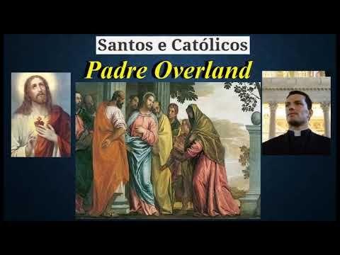 Homilia Padre Overland 3ª Semana Do Tempo Comum Terça Feira Mc 3 3 Padrinhos Livros Católicos