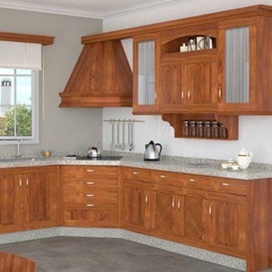 Muebles de madera rusticos buscar con google ideas - Maderas para muebles de cocina ...