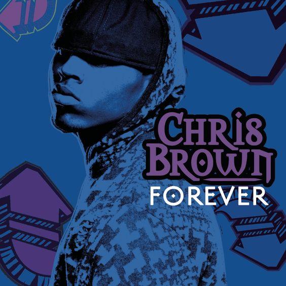 Chris Brown – Forever (single cover art)