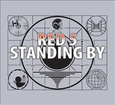 red 5 standing by
