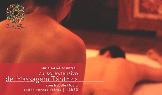 Curso de Massagem Tântrica - Extensivo – Heyevent.com