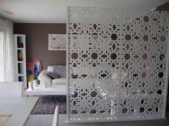 Claustra Bois Design : Claustra bois