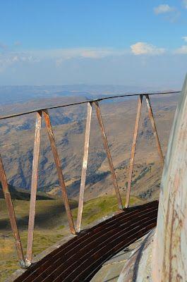 Abandoned Observatory - Sierra Nevada - Granada, Spain | URBAN EXPLORATION