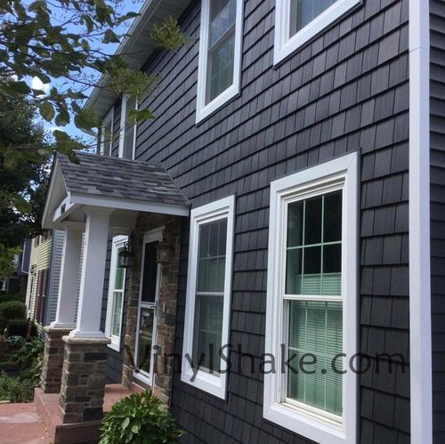 Foundry 7 Inch Perfection Shingles Ranch House Exterior Shingle Exterior Cottage Exterior