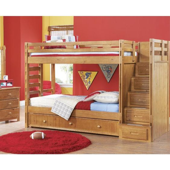 Storage Stairs For The Playhouse Loft Bed How To Build It