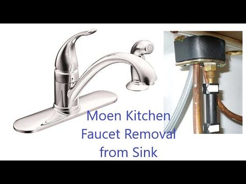 Replacing A Moen Kitchen Faucet Kitchen Ideas In 2020 Moen Kitchen Faucet Kitchen Faucet Moen Kitchen
