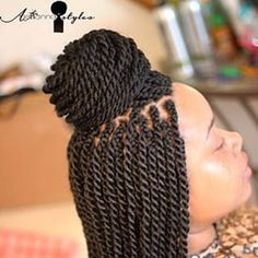 explore woc braids bold braids and more havana twists havana twists ...