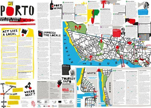 Porto Neighborhood Map - Lisbon portugal neighborhoods map