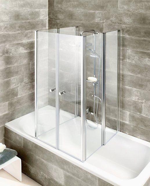 Welltime Badewannenaufsatz 6 Teilig Faltwand In 2020
